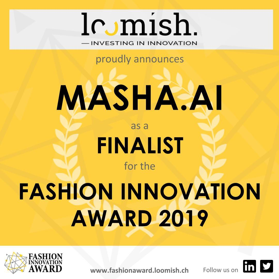 Fashion Innovation Award, Press Release by Loomish