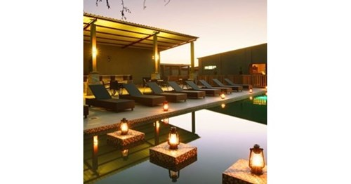 Amani Spa, Shepherd's Tree Game Lodge