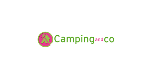 Logo Camping and Co