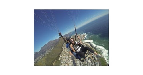 Gift Card Cape Town Tandem Paragliding