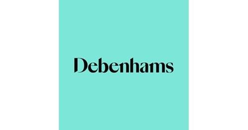 Logo Debenhams UK