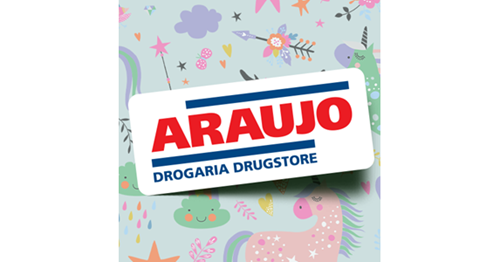 Logo Drogaria Araujo BR