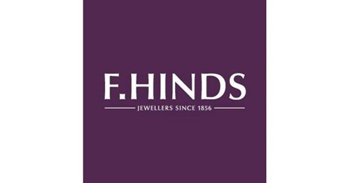 Logo F Hinds Jewellery