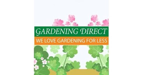 Logo Gardening Direct