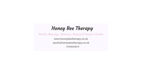 Logo Honey Bee Therapy