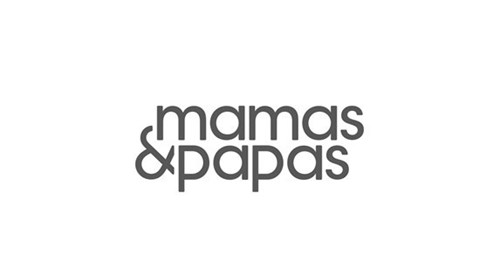 Logo Mamas and Papas