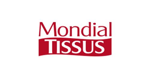 Logo Mondial Tissus FR