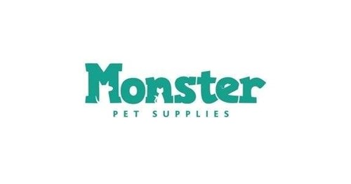 Logo Monster Pet Supplies
