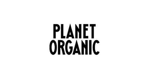 Logo Planet Organic