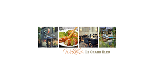 Restaurant 'Le Grand Bleu' Gent